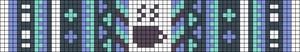 Alpha pattern #19511