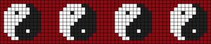 Alpha pattern #19524