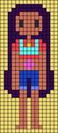 Alpha pattern #19528
