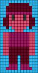 Alpha pattern #19529