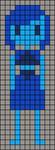 Alpha pattern #19530
