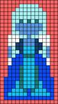 Alpha pattern #19531