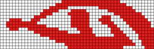 Alpha pattern #19560