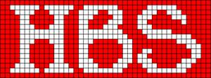 Alpha pattern #19561