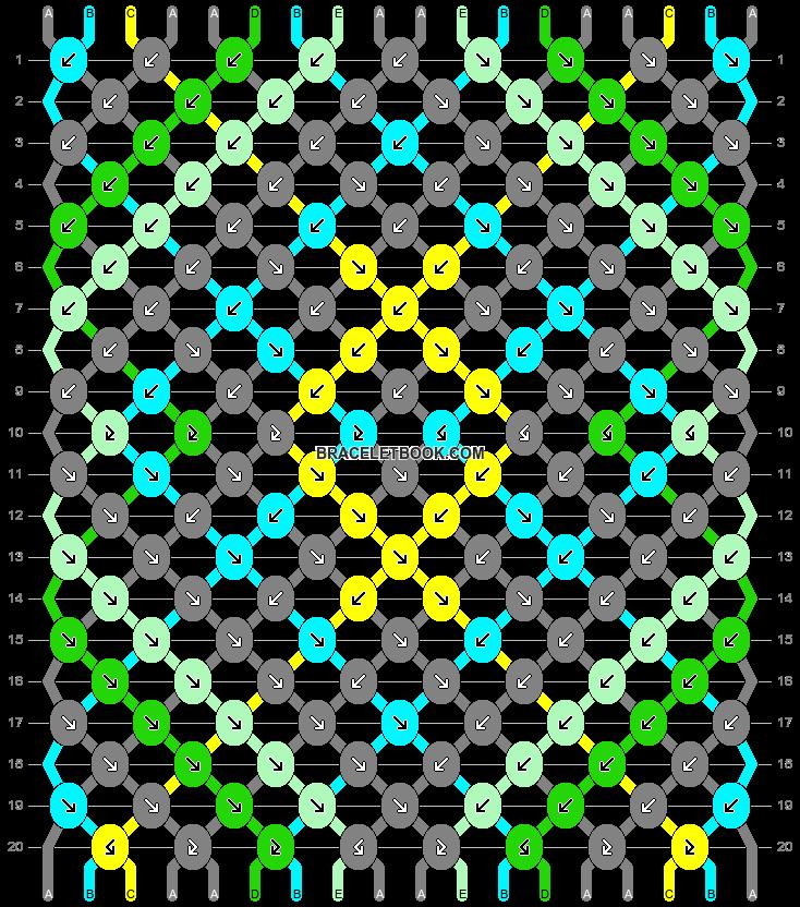 Normal pattern #19564 pattern