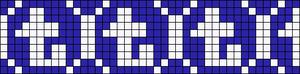 Alpha pattern #19570