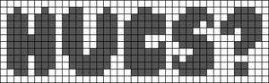Alpha pattern #19576