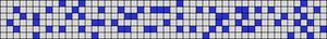 Alpha pattern #19579