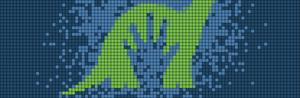 Alpha pattern #19587