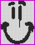 Alpha pattern #19589