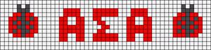Alpha pattern #19593