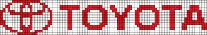 Alpha pattern #19595