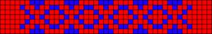 Alpha pattern #19598