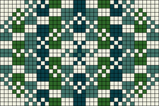 Alpha pattern #19610
