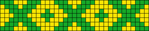 Alpha pattern #19615