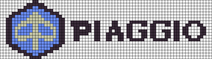 Alpha pattern #19618