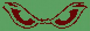 Alpha Friendship Bracelet Pattern #19624