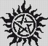 Alpha pattern #19627