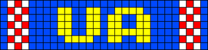 Alpha pattern #19637