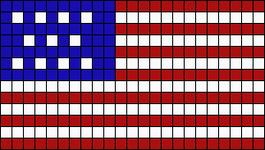 Alpha pattern #19638