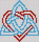 Alpha pattern #19644