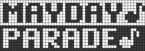 Alpha pattern #19646