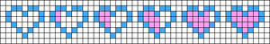 Alpha pattern #19654
