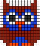 Alpha pattern #19664