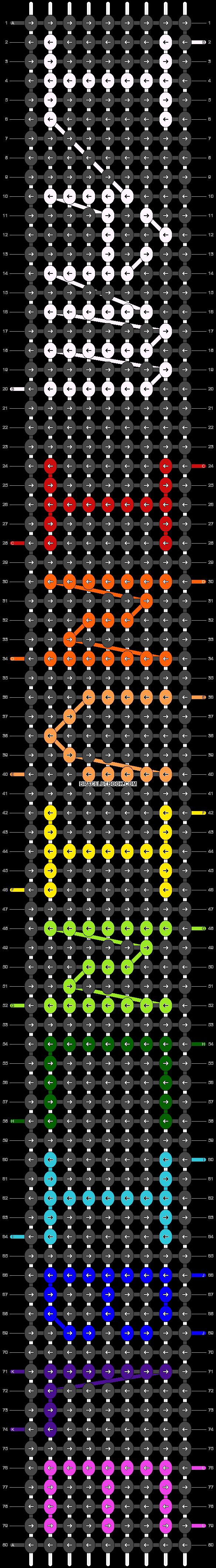 Alpha pattern #19677 pattern