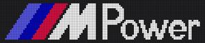 Alpha pattern #19678