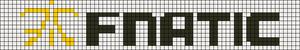 Alpha pattern #19681