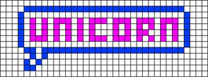 Alpha pattern #19692