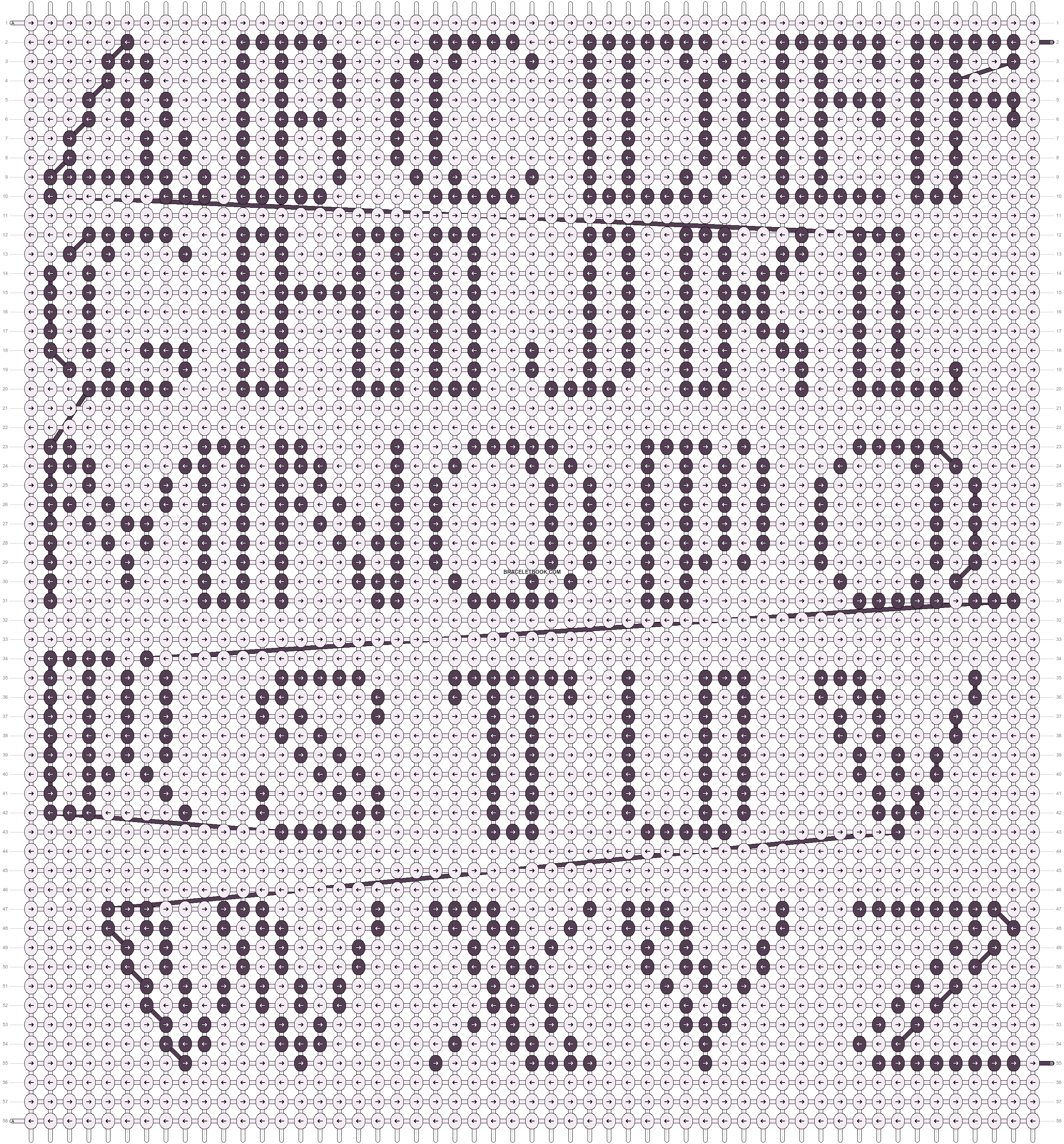 Alpha pattern #19693 pattern