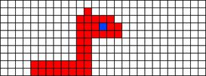 Alpha pattern #19699