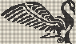 Alpha Friendship Bracelet Pattern #19710