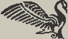 Alpha pattern #19710