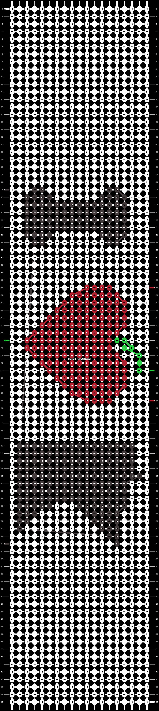Alpha pattern #19727 pattern
