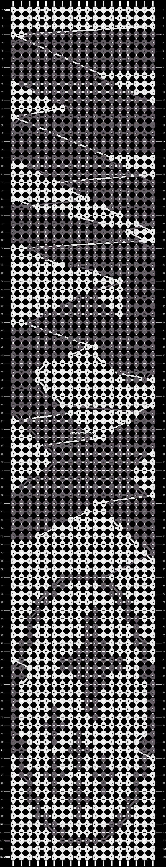 Alpha pattern #19730 pattern