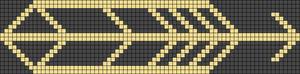 Alpha Friendship Bracelet Pattern #19735