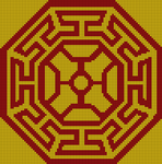 Alpha pattern #19753