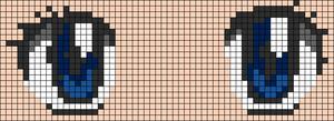 Alpha pattern #19755