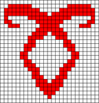 Alpha pattern #19761