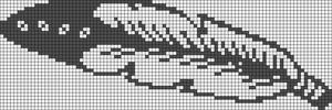 Alpha pattern #19764