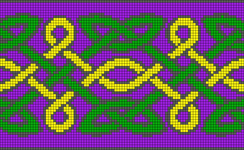 Alpha pattern #19774