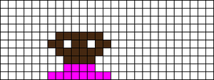 Alpha pattern #19803