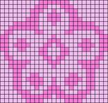 Alpha pattern #19805