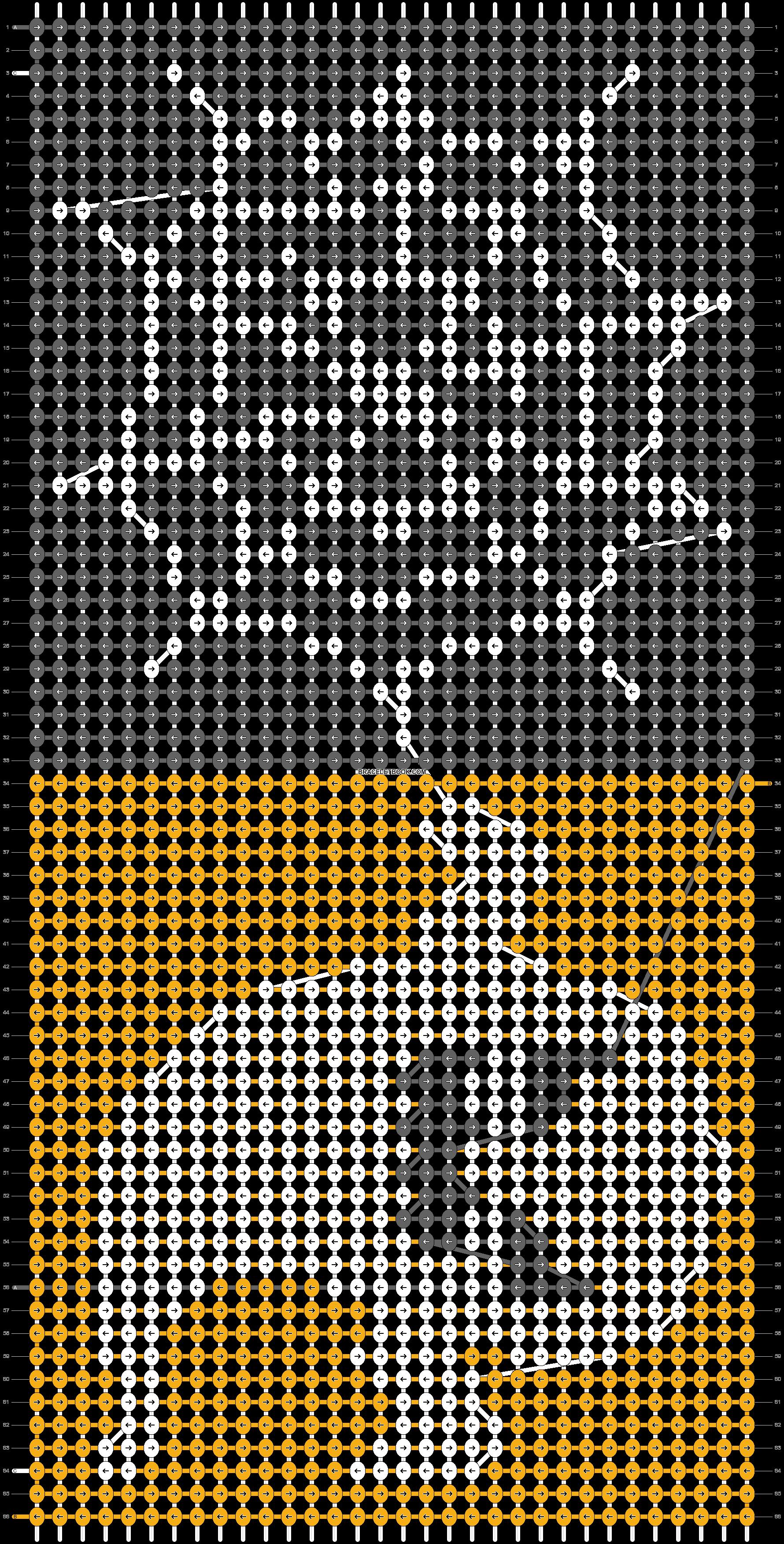 Alpha pattern #19811 pattern