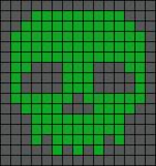 Alpha pattern #19812