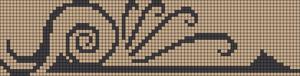 Alpha Friendship Bracelet Pattern #19829