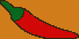 Alpha pattern #19830